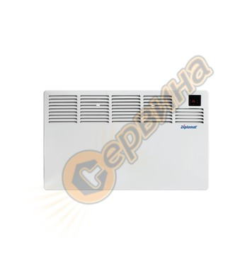 Стенен конвектор Diplomat DPL CH 1500B - 1500W  DPLCH1500B