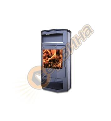 Камина на твърдо гориво без водна риза  Diplomat PRIZMA DPK0
