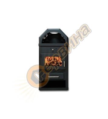 Камина на твърдо гориво с водна риза DIPLOMAT LOTOS B B DPKV