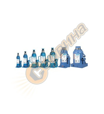 Хидравличен крик-бутилков Fervi 0062/20 - 20тона