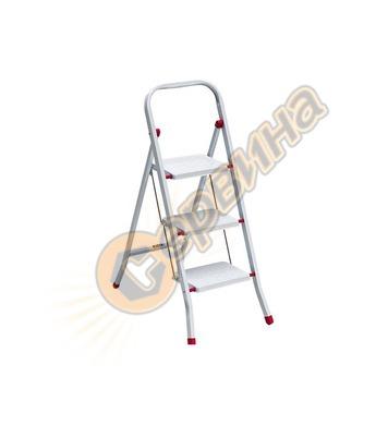 Стоманена домакинска стълба Drabest Manifero 03080073 - 3бр