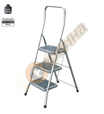 Алуминиева домакинска стълба Krause Toppy XL 130877 - 3бр