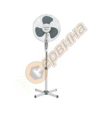 Стоящ вентилатор Diplomat Bravissimo MGSF1614, 41W,