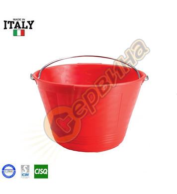 Пластмасова строителна кофа Ausonia AU48377 - 10 литра