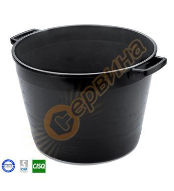 Пластмасов строителен контейнер-кофа-леген Ausonia AU48372 -