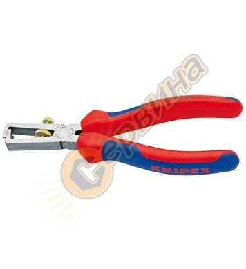 Професионални клещи заголвачки за оголване на кабел Knipex 1
