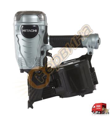 Пневматичен такер за пирони Hitachi NV90AG-L3 - 40-90 мм