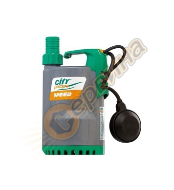 Потопяема-дренажна помпа City Pumps SPEED 50M 48TIP12A1 - 37
