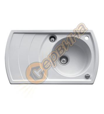 Керамична мивка за вграждане Teka  Zeno 45 B-KER 88421