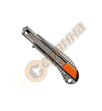 Макетен нож с метален водач Fiskars 1395 - 100х18мм