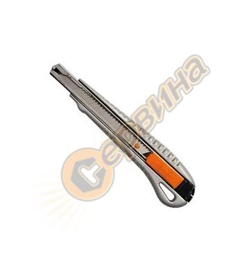 Макетен нож с метален водач Fiskars 1396 - 100х9мм