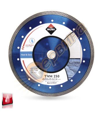 Диамантен диск за мокро рязане Rubi TVH 250 SUPERPRO 31937 -