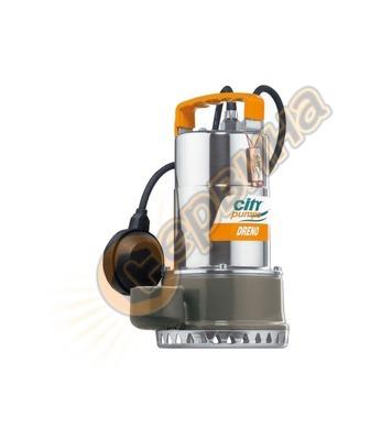 Потопяема-дренажна помпа City Pumps DRENO 60M 48SD1600A1 - 3