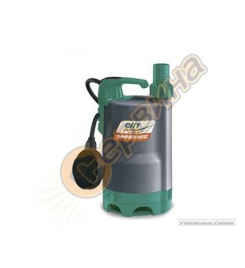 Потопяема-дренажна помпа City Pumps SPEED VORTEX 50M 48TIPV1