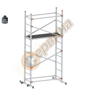 Подвижно алуминиево скеле Gierre Fast&Lock 400 24040002 - 3.