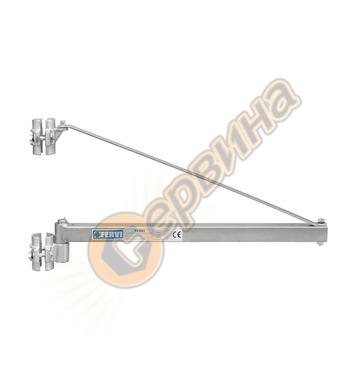 Стойка за електрическа лебедка-телфер Fervi 0236 - 300 кг