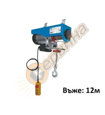 Електрическа лебедка-телфер GUDE 1709 500/1000кг - 1600W 12м