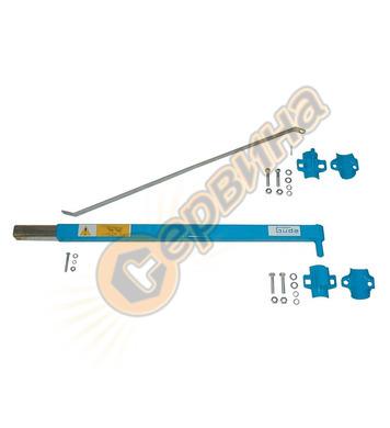 Стойка за електрическа лебедка-телфер GUDE 1715 - 100 - 600