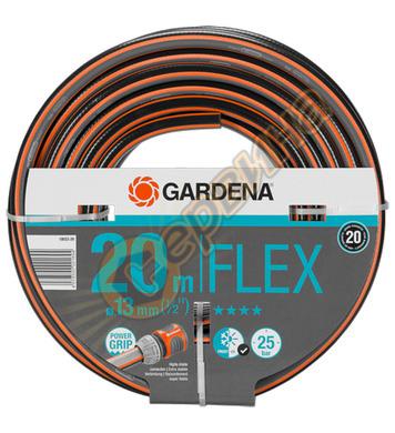 Маркуч градински Gardena Flex 1/2 18033-20 - 20м