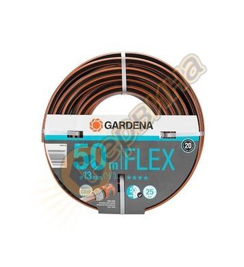 Маркуч градински Gardena Flex 1/2 18039-20 - 50м