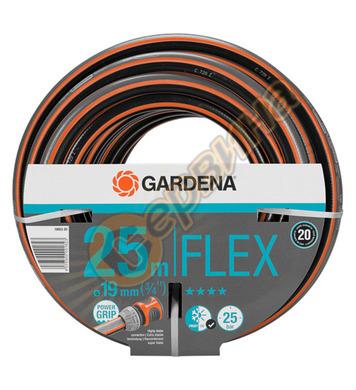 Маркуч градински Gardena Flex 3/4 18053-20 - 25м