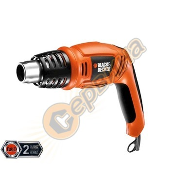 Пистолет за горещ-топъл въздух Black&Decker KX1692 - 1600W
