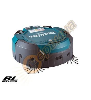 Акумулаторна прахосмукачка Робот Makita DRC200Z 180W/18V Li-