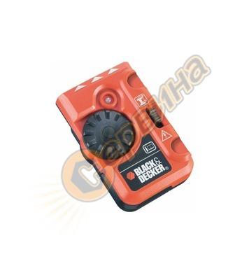 Детектор - скенер за метал и кабел Black&Decker BDS200 - 50м