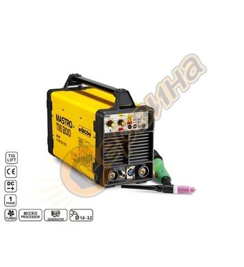 Заваръчен апарат-електрожен Deca MASTROTIG 200 200A 284000