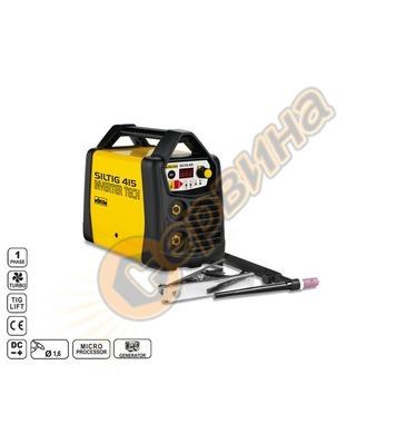 Заваръчен апарат-електрожен Deca SILTIG 415 150A 279180