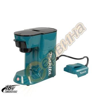 Кафемашина 18V/220V Makita DCM500Z - 200/500W DC/AC