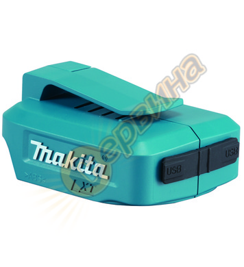 USB зарядно Makita  - 14.4-18V 1.3-5.0Ah Li-Ion
