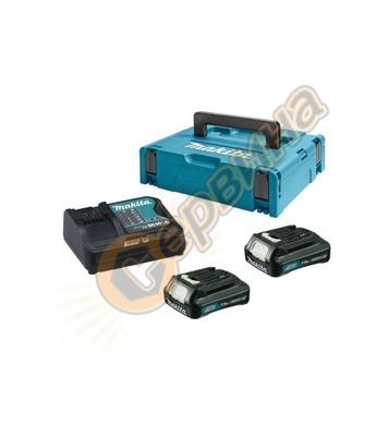 Акумулаторен комплект батерии с бързо зарядно 22мин CXT Maki