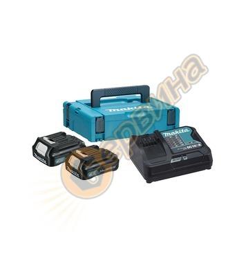 Акумулаторен комплект батерии с бързо зарядно 30мин CXT Maki