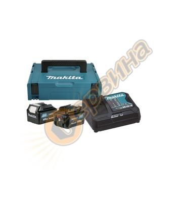 Акумулаторен комплект батерии с бързо зарядно 60мин CXT Maki