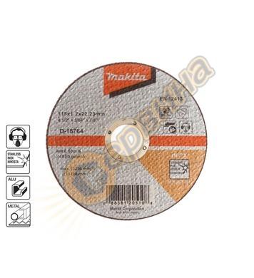 Абразивен диск за рязане на легирана стомана Makita D-18764