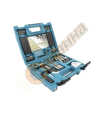 Комплект свредла, накрайници и инструменти Makita D-33691 -