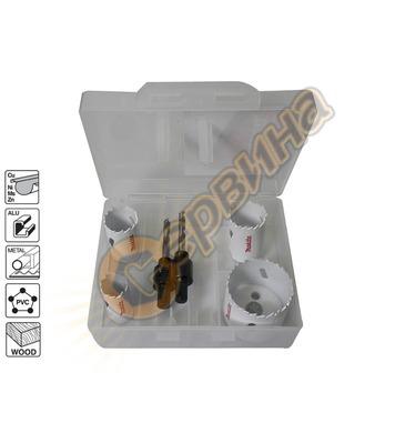 Комплект боркорони HSS-Ni-Metal Makita D-33657-10 - 6 части