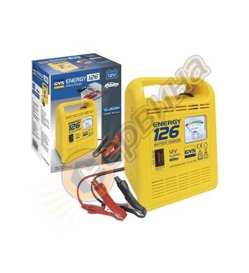 Зарядно устройство GYS Energy 126 023222 12V - 90W/60Ah
