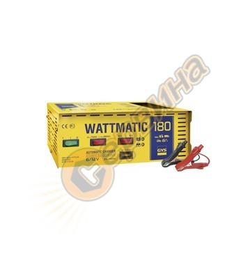 Автоматично зарядно устройство GYS Wattmatic 180 024861 6/12