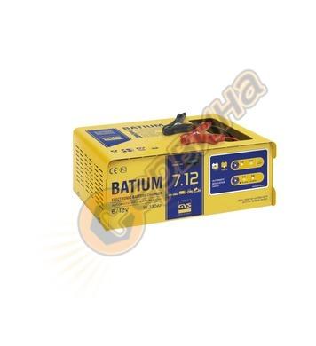 Автоматично зарядно устройство GYS Batium 7-12 024496 6/12V