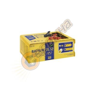 Автоматично зарядно устройство GYS Batium 15-12 024519 6/12V