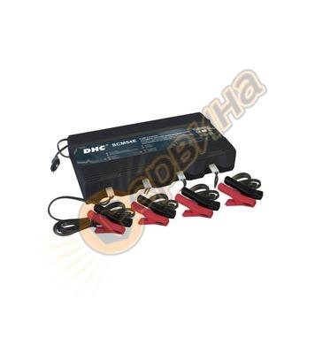 Автоматичнo микропроцесорнo мулти-зарядно устройство-станция