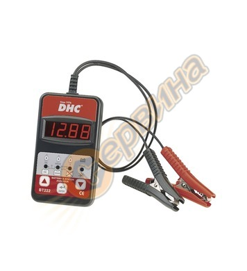 Електронен тестер за акумулатори-алтернатори GYS BT222 DHC 0