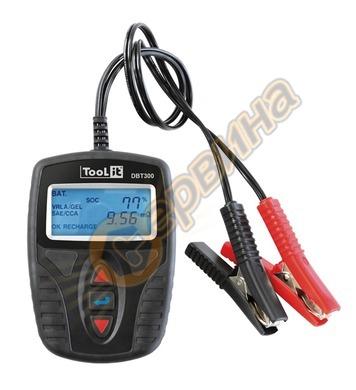 Електронен тестер за акумулатори-алтернатори GYS BT300 DHC 0