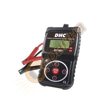Професионален електронен тестер за акумулатори-алтернатори G