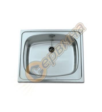 Мивка за вграждане Teka E 60 1C 10104001  М.550