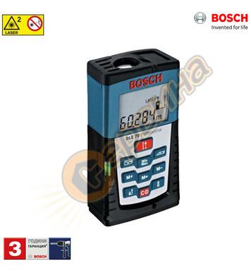 Лазерна ролетка Bosch DLE70 0601016600 - 0.05-70м