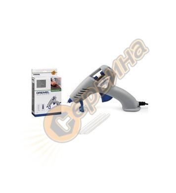 Пистолет за горещо слепване Dremel Glue Gun 910 F0130910JA 1