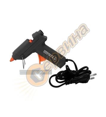 Пистолет за горещо слепване Providus PC015GS 60C/8мм - 15W